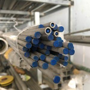 ống đúc inox phi 8